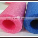 Closed EPE foam tube for protective