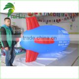 Newest Hot Selling Guangzhou Hongyi Commercial Inflatable Logo Print Balloon Helium Blimp