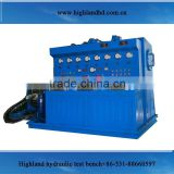 Stepless speed regulation custom-made YST lower price diesel fuel injection pump test bench