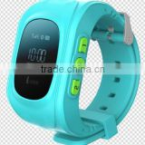 sos button real time tracking bluetooth watches child/elderly/kids gps tracker bracelet prisoner