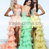 Cocktail Dress Sweetheart Multi-color Full Beaded Ball Gowns Party Dress In Suzhou k53-3875