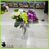 Factory Direct Wholesale Artificial Silk Flower Romantic Flowers for Home Party Decoration