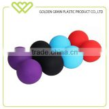 Double Lacrosse Ball Peanut Rubber Massage Ball