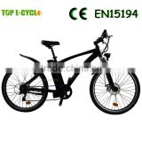 26 inch Aluminium Alloy Unique Design 7-Speed Gear CE Certificate High End Mountain Bike