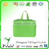 Popular Excellent Quality green neoprene Laptop Tote Bag