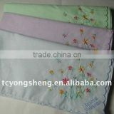 embroidery handkerchief