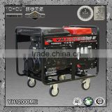 10KW 100V 120V 240V Two Cylinder Electric Start Quality Powerful Portable Gasoline Generator Set