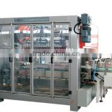 CE approved high quality milk carton packing machine