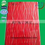 Hot Stamping plastic pvc ceiling panel
