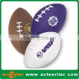 cheap anti stress ball football shape for promotional