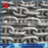 marine used anchor chain for sale