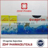 10ml injection ovaprim in aquaculture for fish shrimp