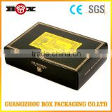 Fashion design Gold Foil LOGO Printed Luxury Gift Box, View gift box paper, Champion Printing Product Details