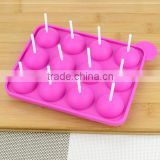 Approved Silicone Cake Pops Maker with Sticks,Silicone Cake Pops,Cupcake Mold