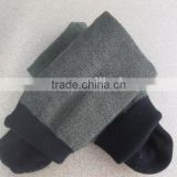 Silver Fiber Fabric Seamless Wool Thick Diabetic Socks