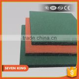 QINGDAO 7KING cheapest EPDM eco-friendly shock proof ground protection Rubber Floor tile Paver Mat