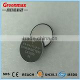 Lithium Battery Cr2025 3v Coin Cell Battery Manufacturers