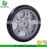 Baby stroller wheel parts, 8 inch stroller tire wheel for baby stroller