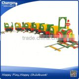 electrical train for amusement park outdoor kids electric train