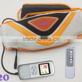 China goods wholesale electric body care slimming massage belt