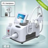 High Quality 10.4 Inch Movable Big Screen IPL Machine CPC skin hair removal manual Free LOGO Design