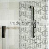 High quality for toilet whiter gold glass mosaic design mosaic art pictures glass mosaic tile