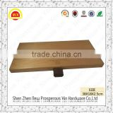 Wholesale cheese bread cutting custom shaped solid wood board
