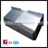 telescopic steel way cover for CNC systems