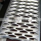 hot sale and sample free stainless steel checkered plate weight with all kinds of hole shape(China Manufacturer)
