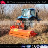High quality Hydraulic Side-cutting Flail Mower with CE certificate