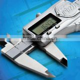 IP67 Digital Caliper can work in the water with metal casing