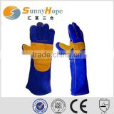 Sunnyhope manufacturers leather sport hand gloves,ski gloves