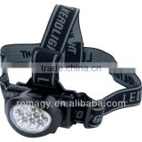 10pcs strawhat led lamp for bicycle light