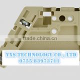 Guide rail plastic fixed part EW35 end cap terminal block