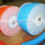 "1/4"" PU spiral hose with high quality for pneumatci&hydraulic component and air tools"