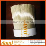 100% POLYESTER MATERIAL FILAMENT / PET FILAMENT BRISTLE FOR PAINT BRUSH MANUFACTURING