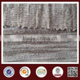 new style viscose cotton slub fabric with high gloss from China gold knit fabric manufacture