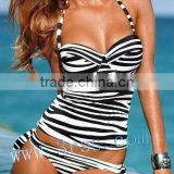women one piece backless tankini bathing suits