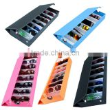 Best Price Excellent Quality 8 Slot Eyeglass Sunglasses Glasses Storage Display Grid Stand Case Box Holder