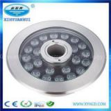 Stainless Steel RGB LED Waterproof Fountain Lights For Sale