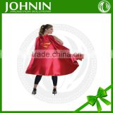 JOHNIN brand cheap chirdren promotional fashion design party gift cosplay superhero cape