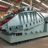 Triaxial coal mining screen, lineat vibrating screen for ore