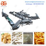 Automatic French Fries Making Line|Commercial French Fries Making Machine|Frozen French Fries Machine