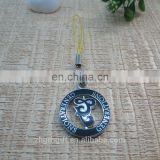Contracted Mobile Phone Ornament Black Cell Phone Charm Business Promotion