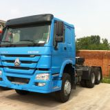 China sinotruk howo 371 6x4 tractor head for sale