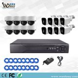 Wdm H. 265+ 16chs CCTV 2.0/3.0MP Home Security Surveillance Alarm Poe NVR Systems Kits