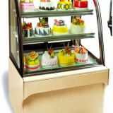 Of Fruit Dish Retail Display Refrigerator Arc Glass