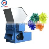 Waste Tire Crusher Shredder Machine/ Waste Plastic Tyre Recycling Cutting Plant Hammer Mill Crusher