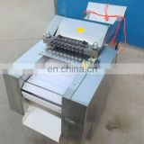 New Design Industrial frozen chicken cube cutter / Big meat dice cutting machine / Meat cube dicer