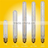 E27 T30 -300 Cob Led Vintage Light Retro Edison Style Screw Technology 40W Incandescent Bulb Equivalent Tubular Nostalgic
